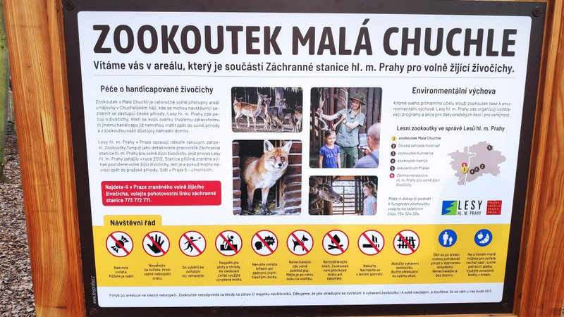 Zoo koutek